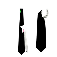 Happy Holidays 5 Neckties (two Side)  by Valentinaart