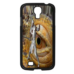 Dragon Slayer Samsung Galaxy S4 I9500/ I9505 Case (black) by icarusismartdesigns