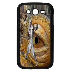 Dragon Slayer Samsung Galaxy Grand Duos I9082 Case (black) by icarusismartdesigns