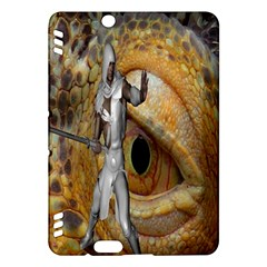 Dragon Slayer Kindle Fire Hdx Hardshell Case by icarusismartdesigns