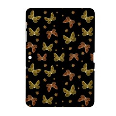 Insects Motif Pattern Samsung Galaxy Tab 2 (10 1 ) P5100 Hardshell Case  by dflcprints
