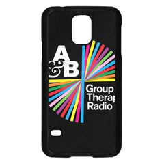 Above & Beyond  Group Therapy Radio Samsung Galaxy S5 Case (black) by Onesevenart