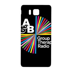 Above & Beyond  Group Therapy Radio Samsung Galaxy Alpha Hardshell Back Case by Onesevenart