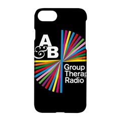 Above & Beyond  Group Therapy Radio Apple Iphone 7 Hardshell Case by Onesevenart