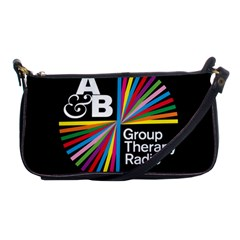 Above & Beyond  Group Therapy Radio Shoulder Clutch Bags by Onesevenart
