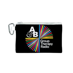 Above & Beyond  Group Therapy Radio Canvas Cosmetic Bag (s) by Onesevenart