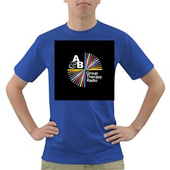 Above & Beyond  Group Therapy Radio Dark T Shirt by Onesevenart