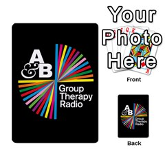 Above & Beyond  Group Therapy Radio Multi Purpose Cards (rectangle)  by Onesevenart