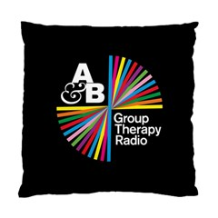 Above & Beyond  Group Therapy Radio Standard Cushion Case (one Side) by Onesevenart