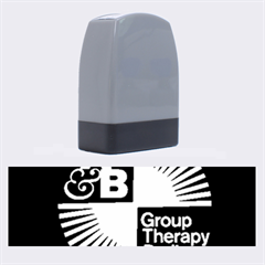 Above & Beyond  Group Therapy Radio Name Stamps by Onesevenart