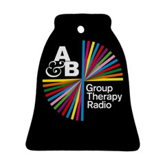 Above & Beyond  Group Therapy Radio Bell Ornament (2 Sides) by Onesevenart