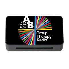 Above & Beyond  Group Therapy Radio Memory Card Reader With Cf by Onesevenart