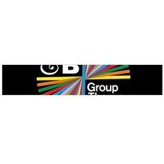 Above & Beyond  Group Therapy Radio Flano Scarf (large)  by Onesevenart