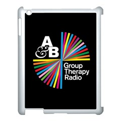 Above & Beyond  Group Therapy Radio Apple Ipad 3/4 Case (white) by Onesevenart