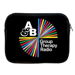 Above & Beyond  Group Therapy Radio Apple Ipad 2/3/4 Zipper Cases by Onesevenart