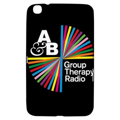 Above & Beyond  Group Therapy Radio Samsung Galaxy Tab 3 (8 ) T3100 Hardshell Case  by Onesevenart