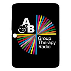 Above & Beyond  Group Therapy Radio Samsung Galaxy Tab 3 (10 1 ) P5200 Hardshell Case  by Onesevenart