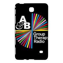 Above & Beyond  Group Therapy Radio Samsung Galaxy Tab 4 (7 ) Hardshell Case  by Onesevenart