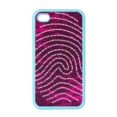 Above & Beyond Sticky Fingers Apple Iphone 4 Case (color) by Onesevenart