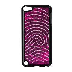 Above & Beyond Sticky Fingers Apple Ipod Touch 5 Case (black) by Onesevenart