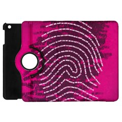 Above & Beyond Sticky Fingers Apple Ipad Mini Flip 360 Case by Onesevenart