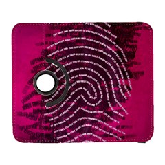 Above & Beyond Sticky Fingers Samsung Galaxy S  Iii Flip 360 Case by Onesevenart