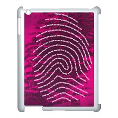 Above & Beyond Sticky Fingers Apple Ipad 3/4 Case (white) by Onesevenart