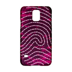 Above & Beyond Sticky Fingers Samsung Galaxy S5 Hardshell Case  by Onesevenart