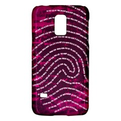 Above & Beyond Sticky Fingers Galaxy S5 Mini by Onesevenart