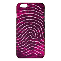 Above & Beyond Sticky Fingers Iphone 6 Plus/6s Plus Tpu Case by Onesevenart