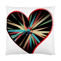 Above & Beyond Standard Cushion Case (one Side) by Onesevenart