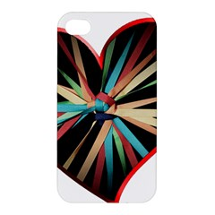 Above & Beyond Apple Iphone 4/4s Premium Hardshell Case by Onesevenart