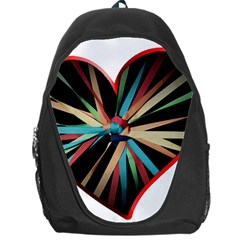 Above & Beyond Backpack Bag by Onesevenart