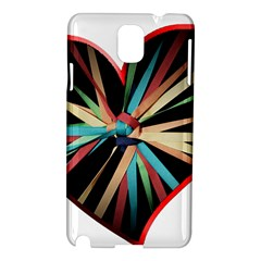 Above & Beyond Samsung Galaxy Note 3 N9005 Hardshell Case by Onesevenart