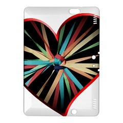 Above & Beyond Kindle Fire Hdx 8 9  Hardshell Case by Onesevenart