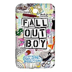 Fall Out Boy Lyric Art Samsung Galaxy Tab 3 (7 ) P3200 Hardshell Case  by Onesevenart