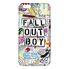 Fall Out Boy Lyric Art Iphone 6 Plus/6s Plus Tpu Case by Onesevenart