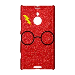 Glasses And Lightning Glitter Nokia Lumia 1520 by Onesevenart