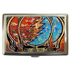 Grateful Dead Rock Band Cigarette Money Cases by Onesevenart
