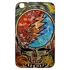 Grateful Dead Rock Band Samsung Galaxy Tab 3 (8 ) T3100 Hardshell Case  by Onesevenart