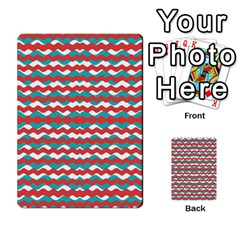 Geometric Waves Multi Purpose Cards (rectangle)  by dflcprints