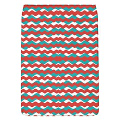 Geometric Waves Flap Covers (s)  by dflcprints