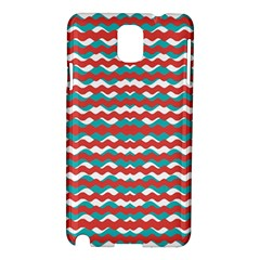 Geometric Waves Samsung Galaxy Note 3 N9005 Hardshell Case by dflcprints
