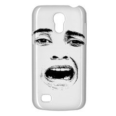 Scared Woman Expression Galaxy S4 Mini by dflcprints