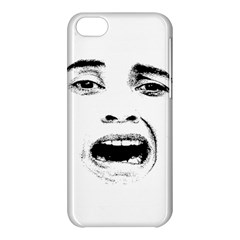 Scared Woman Expression Apple Iphone 5c Hardshell Case by dflcprints