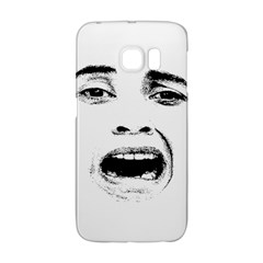 Scared Woman Expression Galaxy S6 Edge by dflcprints
