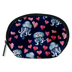 Jellyfish Love Accessory Pouches (medium)  by BubbSnugg