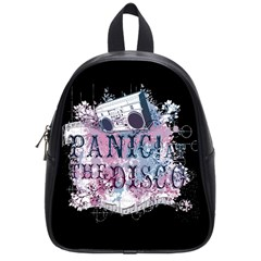 Panic At The Disco Art School Bags (small)  by Onesevenart