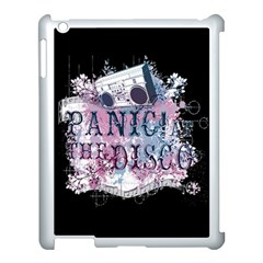 Panic At The Disco Art Apple Ipad 3/4 Case (white) by Onesevenart