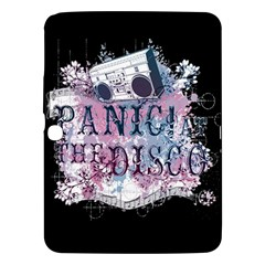 Panic At The Disco Art Samsung Galaxy Tab 3 (10 1 ) P5200 Hardshell Case  by Onesevenart